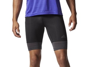 ADIDAS - M-SHORT TIGHT RUNNING