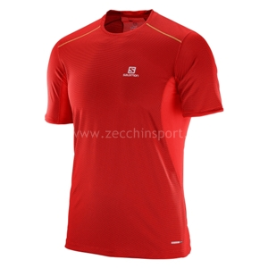 SALOMON - M-TRAIL RUNN SS TEE